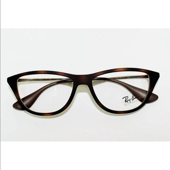 7fe02cae062 Ray Ban Cat Eye Glasses frames RX NO PRESCRIPTION